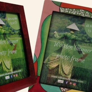 Lacquer Picture Frames / Photo Frames